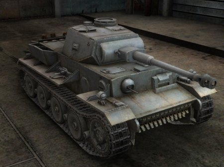Гайд по VK 30.01 (H) в World of Tanks